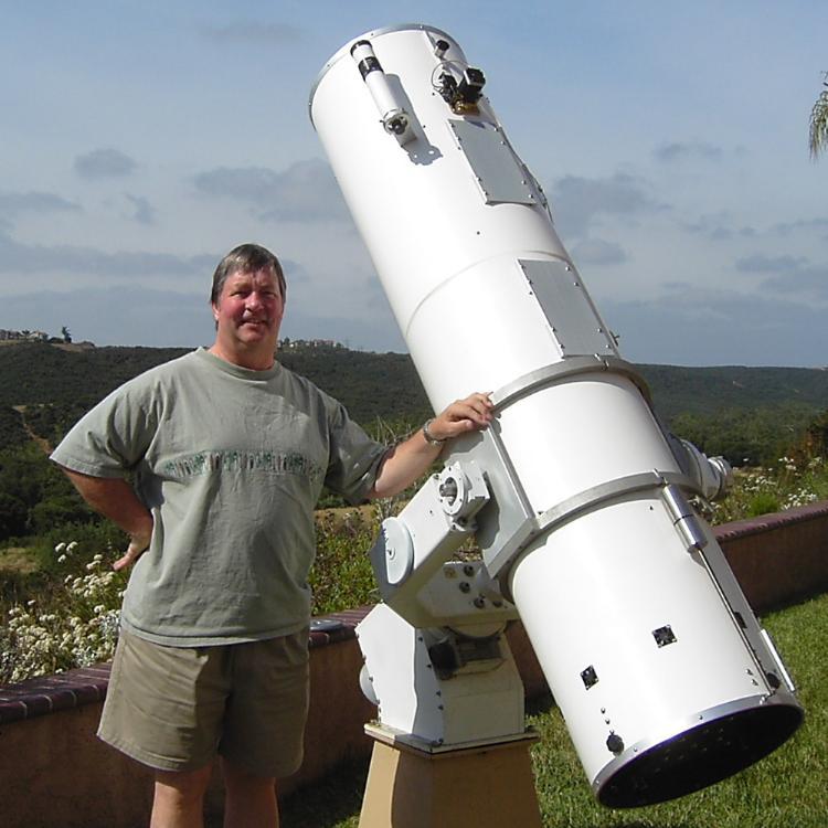 16 Quot Newtonian Telescope